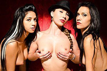 Trio lesbico SEB