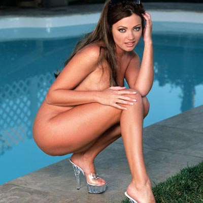 Terry Summers en bikini
